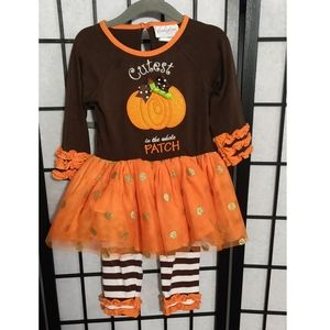 Emily Rose Autumn/Thanksgiving Outfit